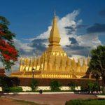 Laos stupa Vientiane (©circuitsauvietnam.com)