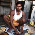 Inde Rajhastan fabricant beignet (©notjes.over-blog.com)