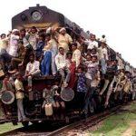 Train en Inde (©indeforum.com)
