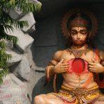 Hanuman, le dieu singe