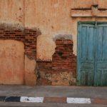Vieux murs de la ville