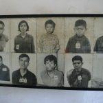 Photos des détenus du S21