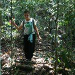 Choupi in the jungle