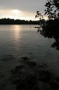 Coucher de soleil sur Pulau Weh