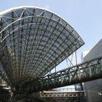Détail de la gare de Kyoto
