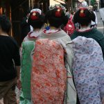 Dos de kimonos