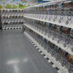 Encore des machines pour acheter des jouets