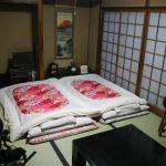 Notre chambre à Kyoto