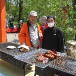 Barbec japonais