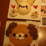 Desserts du maid café