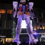 Gundam géant