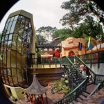 Extérieur musée Ghibli
