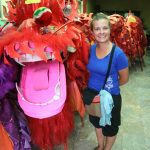 Choupi au Vietnam, nouvel an chinois
