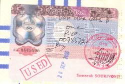 Visa Laos