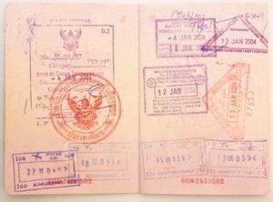 Visa Birman