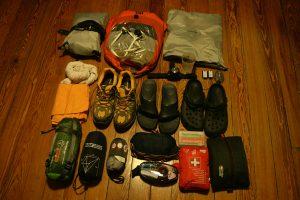 Sac de randonnée pour Tibal
