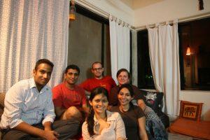 Nos charmants hôtes à Mumbai