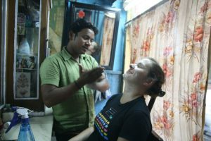 Massage énergique