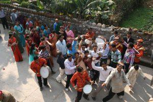Fanfare indienne