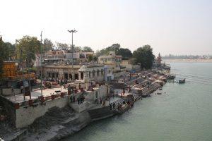 Ghats de Rishikesh
