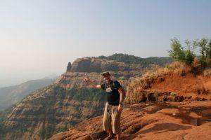 Tibal au Grand Canyon de Matheran