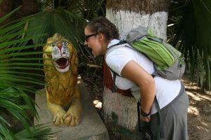 Choupi et le lion