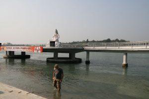 Tibal dans le Gange