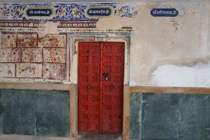Porte dans Udaipur