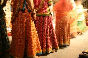 Spectacle de danses du Rajasthan