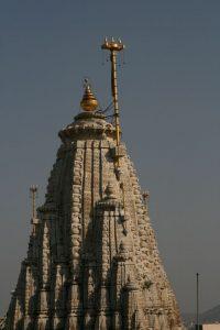 Sommet de Jagdish Temple