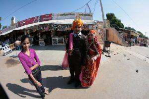 Mariés indiens