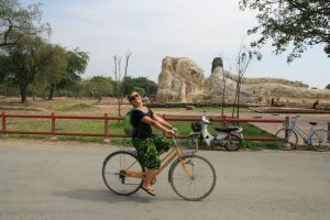 Choupi et son vélo