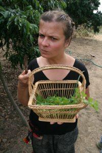 Choupi et ses herbes