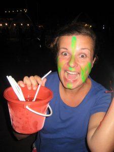 Bucket fever !