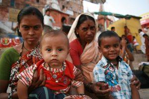 Famille du Gange