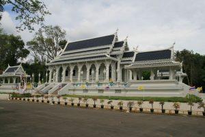 Temple à Krabi