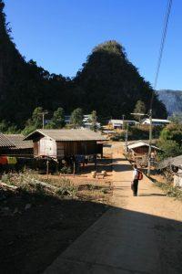 Village de Mae Lana
