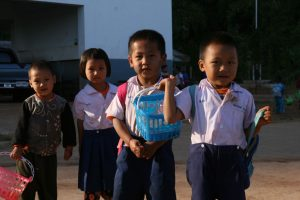 Petits écoliers