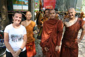 Choupi et les moines