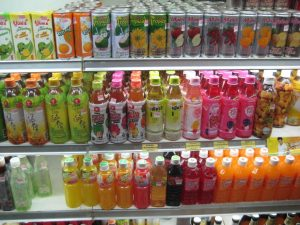 Packaging boissons