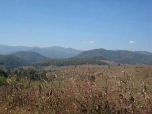 Paysages montagneux