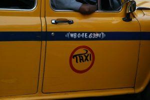 Taxi de Kolkatta