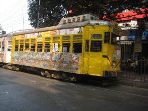 Tramway de Kolkatta