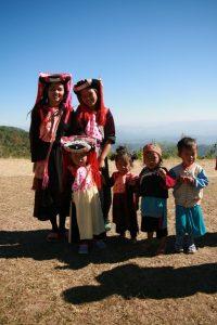 Hmongs pour touristes
