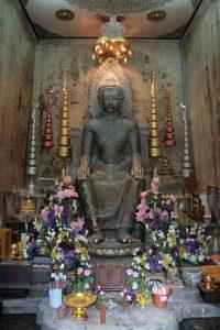 Buddha gris