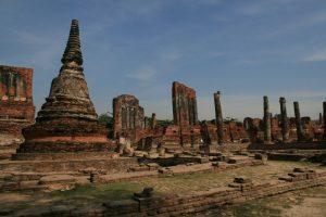 Vestiges du royaume du Siam