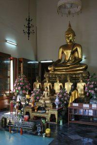 Buddha à Wat Pho