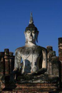 Buddha à Sukhothai