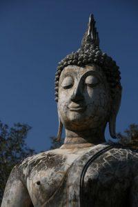 Buddha serein