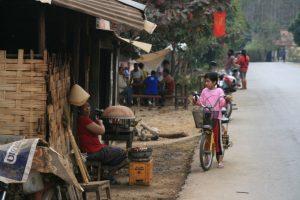 Vie au village
